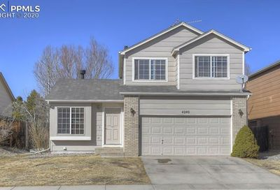 4240 Basswood Drive Colorado Springs CO 80920
