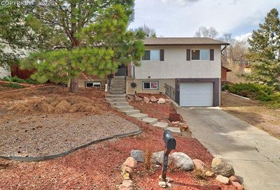 806 Paradise Lane Colorado Springs CO 80904