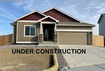 6128 Shavers Drive Colorado Springs CO 80925