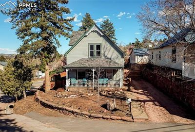 203 Pawnee Avenue Manitou Springs CO 80829