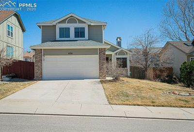 8321 Turkey Run Drive Colorado Springs CO 80920