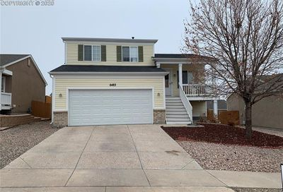 6483 Ferndale Drive Colorado Springs CO 80923