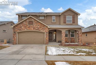 6081 Rowdy Drive Colorado Springs CO 80924