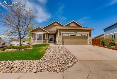 527 Shrubland Drive Colorado Springs CO 80921
