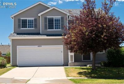 4933 Hawk Meadow Drive Colorado Springs CO 80916