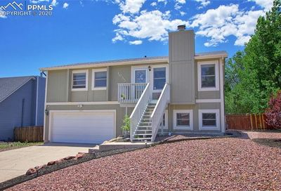 1035 Crosstrail Drive Colorado Springs CO 80906