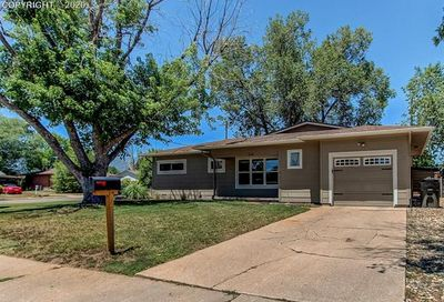 100 Larch Drive Colorado Springs CO 80911