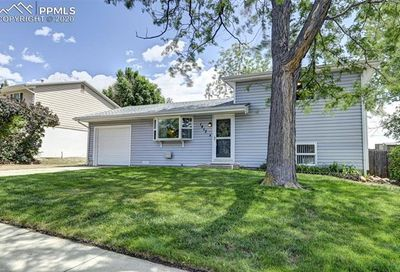 1417 Delaware Drive Colorado Springs CO 80909