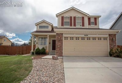 6404 Elsinore Drive Colorado Springs CO 80923