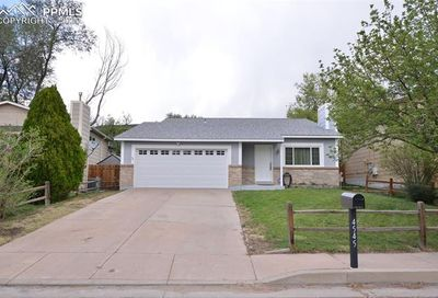 4545 Cassidy Street Colorado Springs CO 80911