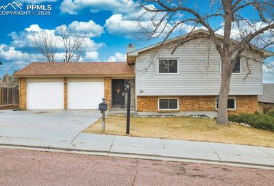 21 E Clover Circle Colorado Springs CO 80906