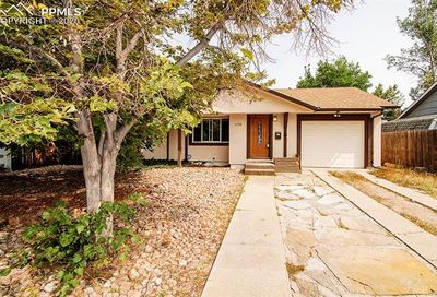 1719 Holmes Drive Colorado Springs CO 80909