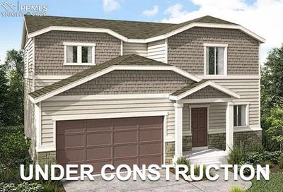 6026 Yamhill Drive Colorado Springs CO 80925
