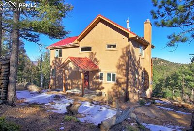 2185 Deer Mountain Road Manitou Springs CO 80829