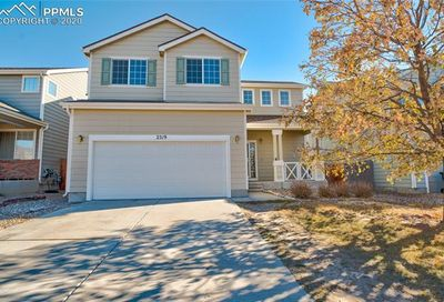2319 Woodpark Drive Colorado Springs CO 80951