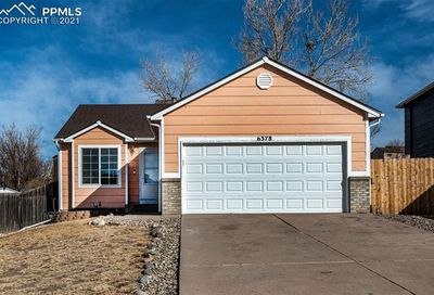 6378 Mohican Drive Colorado Springs CO 80915