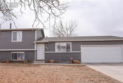 4817 Ridenour Drive Colorado Springs CO 80916
