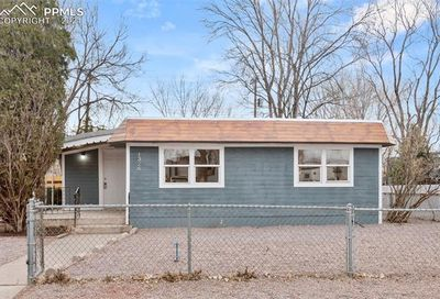 1326 Forest Road Colorado Springs CO 80906