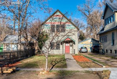 218 N Prospect Street Colorado Springs CO 80903