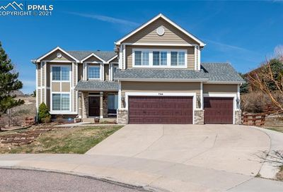 764 Fox Run Court Colorado Springs CO 80921
