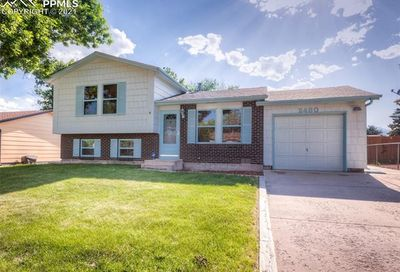 2460 Cather Court Colorado Springs CO 80916