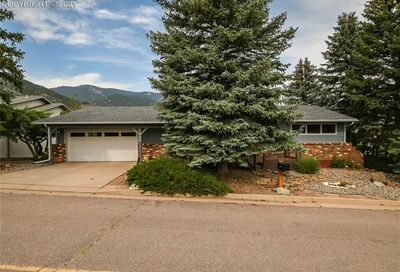 334 Sutherland Place Manitou Springs CO 80829
