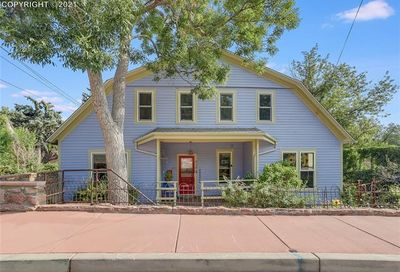 808 Prospect Place Manitou Springs CO 80829