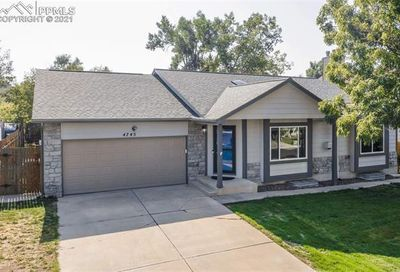 4745 Purcell Drive Colorado Springs CO 80922