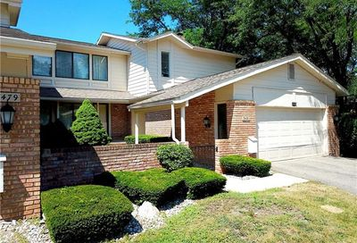 7481 Pebble Lane West Bloomfield Twp MI 48322