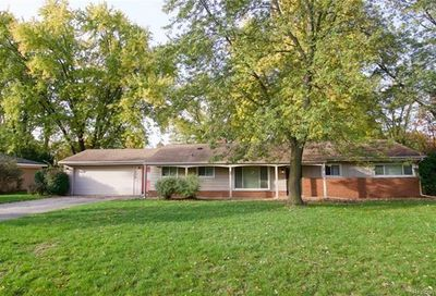 7238 Merrybrook West Bloomfield Twp MI 48322