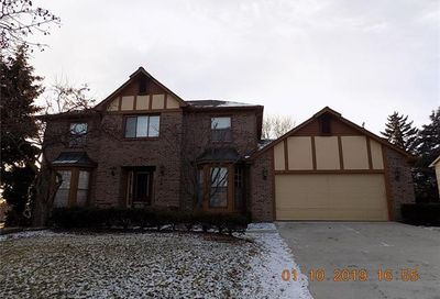 25493 Bridlepath Lane Farmington Hills MI 48335