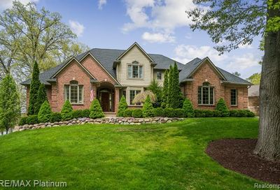 3129 Sand Pebble Cove Drive Hamburg Twp MI 48169
