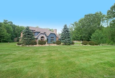 4755 Treasure Lake Drive Genoa Twp MI 48843