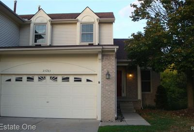 24283 Weathervane Court Novi MI 48374