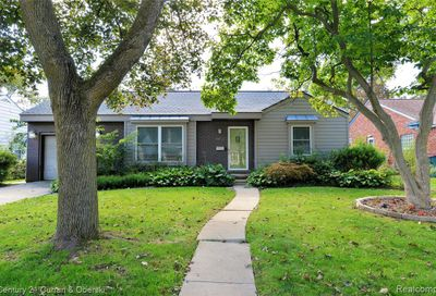 4453 Berkshire Road Royal Oak MI 48073