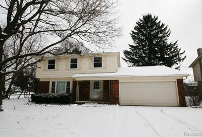 6511 Heather Heath West Bloomfield Twp MI 48322