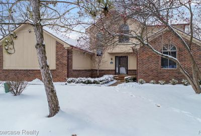 7537 Hickory Hill Dr West Bloomfield Twp MI 48322