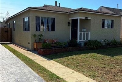4312 W 169th Street Lawndale CA 90260