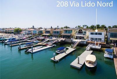 208 Via Lido Nord Newport Beach CA 92663