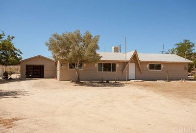 55723 Tanager Road Yucca Valley CA 92284