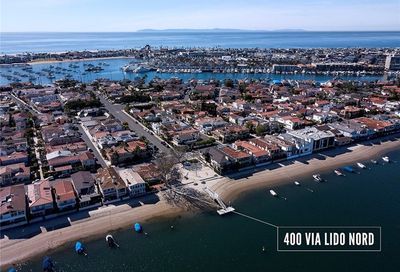 400 Via Lido Nord Newport Beach CA 92663