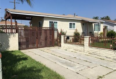 16413 Pimenta Avenue Bellflower CA 90706