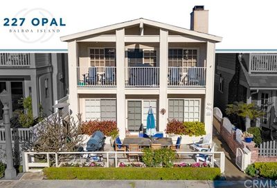 227 Opal Avenue Newport Beach CA 92662