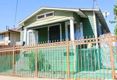 4345 Fisher St. Los Angeles CA 90022