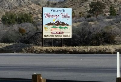 Twentynine Palms Hwy Morongo Valley CA