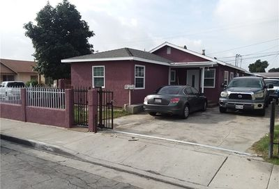 1219 S Townsend Avenue East Los Angeles CA 90023