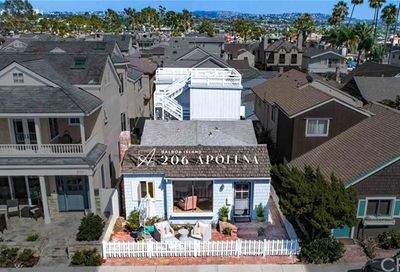 206 Apolena Avenue Newport Beach CA 92662