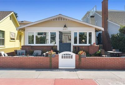 207 E Bay Avenue Newport Beach CA 92661