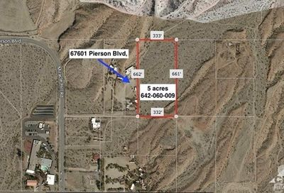 5 Acres Miracle Hill Desert Hot Springs CA 92240