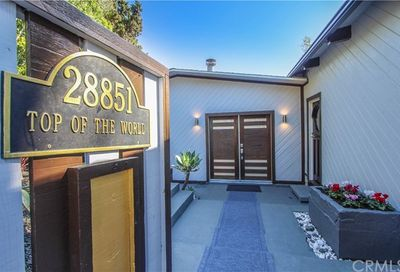 28851 Top Of The World Drive Laguna Beach CA 92651